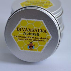 Bivaxsalva Naturell