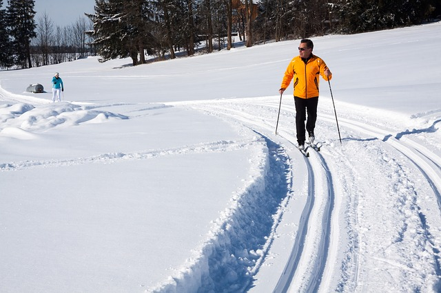 cross-country-skiing-624253_640